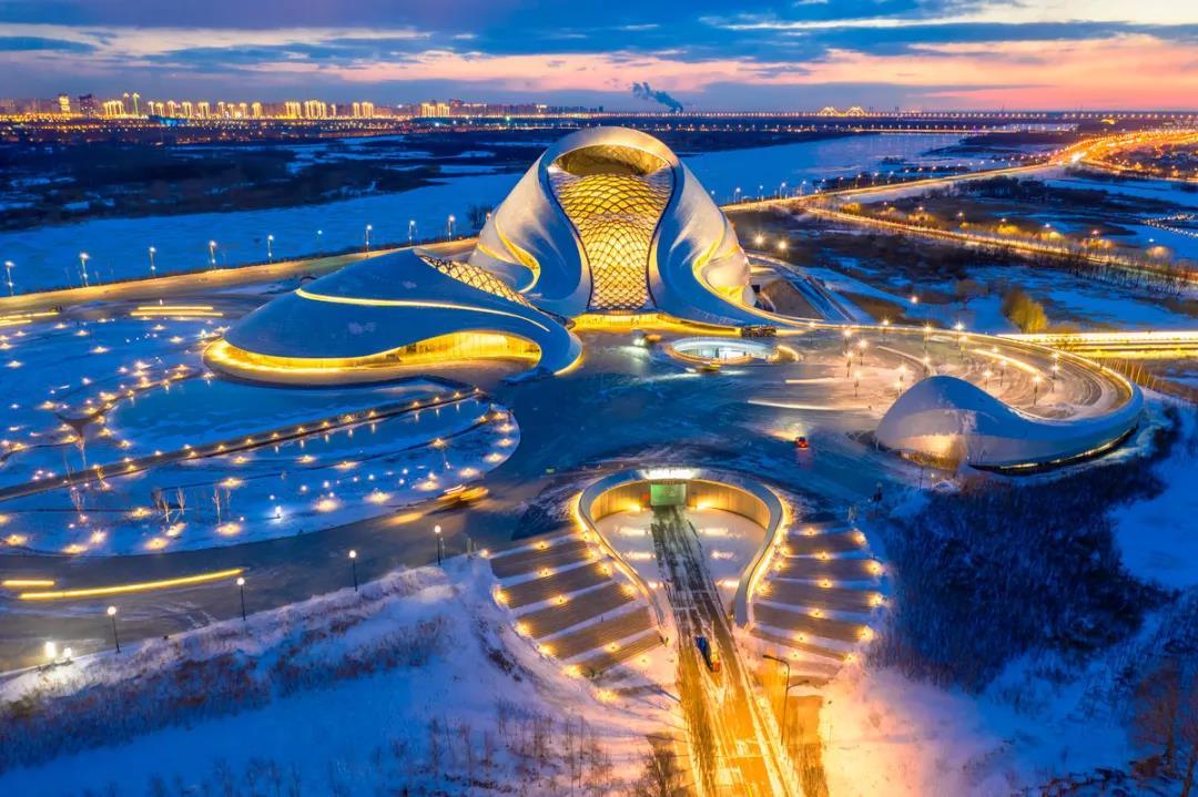 哈尔滨,我们想你了