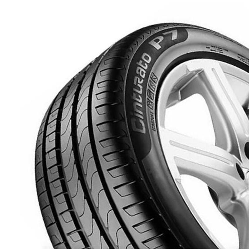 倍耐力(Pirelli)轮胎/防爆胎 225/45R18 91W 新P7 Cinturato P7 R-F* 原配宝马3系/宝马X1/奔驰C200