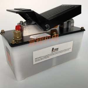 热促汽车大梁校正仪气动泵脚踏液压泵手动泵钣金维修工具配件