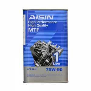 爱信(AISIN)手动变速箱油ATF/波箱油/齿轮油 75W90 GL-4 1L/1升